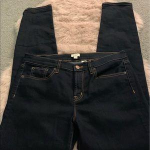 Jcrew skinny jean